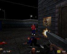 تحميل لعبة اطلاق النار Cop vs Gangsters