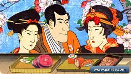 تحميل لعبة مطعم السوشي Samurai Last Exam Sushi