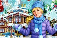 لعبة منتجع التزلج Ski Resort Mogul