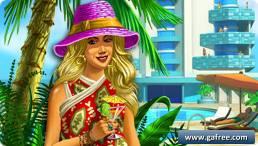 لعبة بناء القرية Summer Resort Mogul