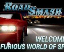 لعبة سباق للاندرويد Road Smash