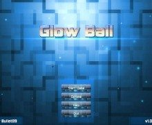 تحميل لعبة الكرة الشقية Glow Ball