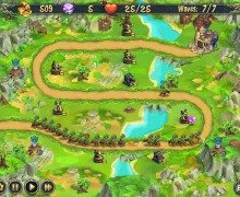 لعبة قتال المملكة MAC Game Royal