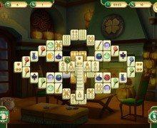 لعبة ذكاء للماك Spooky Mahjong
