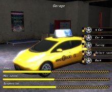 تحميل لعبة كريزى Crazy Taxi Racers