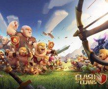 لعبة كلاش اوف كلانس Clash of Clans