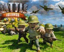 لعبة حرب الجزيرة Battle Islands