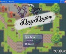 لعبة المغامرات الرائعة DayDawn