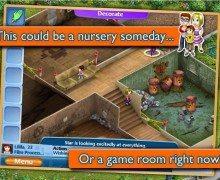 لعبة العائلة السعيدة Virtual Families 2