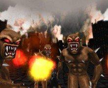 لعبة الهجوم على الوحوش Doomsday Engine Mac