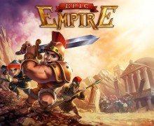 لعبة الامبراطورية للاندرويد Epic Empire