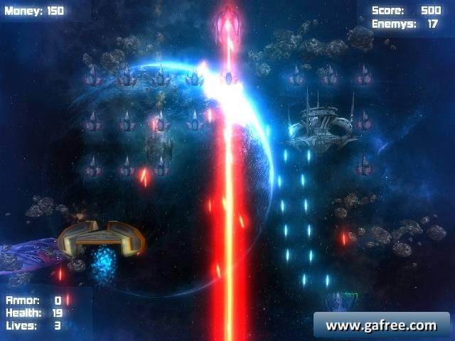 لعبة غزو الفضاء The Invasion