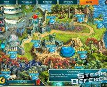 تحميل لعبة القتال والاكشن للماك MAC Steam Defense