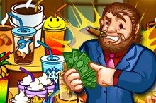 لعبة مقهى الحب Coffee Rush 3