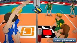 تحميل لعبة الكرة الطائرة Incredi Volleyball