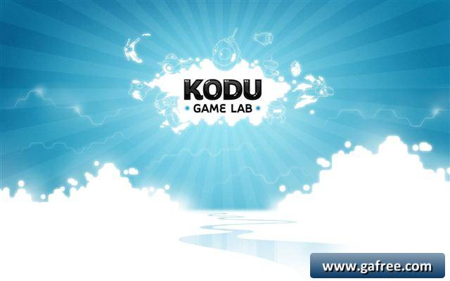 برنامج صناعة الالعاب Kodu Game