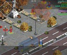 لعبة التكتيك العسكري Gunrox