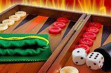 لعبة الطاولة للكمبيوتر Xing Backgammon
