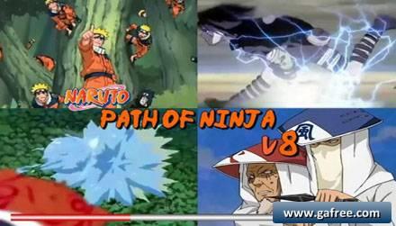 تحميل لعبة ناروتو Naruto Ninja 8