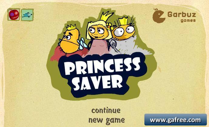 لعبة انقاذ الاميرة Princess Saver