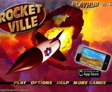 تحميل لعبة القنابل المتفجرة Rocket Ville