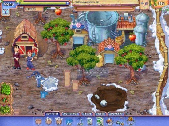 لعبة فارم كرافت Farm Craft 2