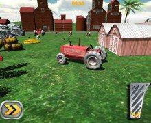 لعبة جرار المزرعة Farm Simulator 2014