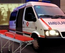 لعبة ركن سيارة الاسعاف Ambulance Parking 3D