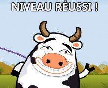 لعبة البقرات الضاحكه Cowaboom