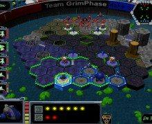 لعبة الحرب الاستراتيجية Robo-Tactics