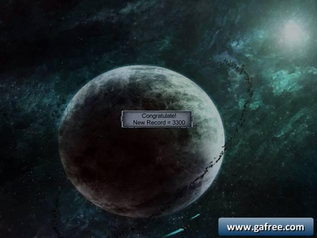 لعبة انقاذ الكوكب Asteroids Attack