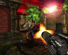 تحميل لعبة مقبرة الوحوش Cemetery Warrior 2 Mac
