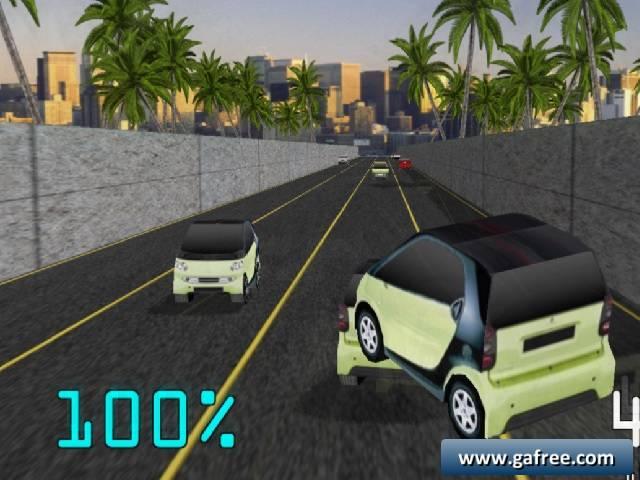 تحميل لعبة قيادة السيارات Highway Racer