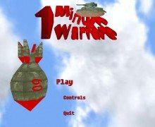 تنزيل لعبة حرب الدبابات 1 Minute Warfare