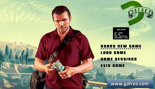 لعبة رجل العصابة Grand Theft Audi PI