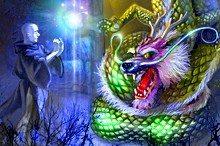 لعبة المخلوقات الاسطورية Astral Masters