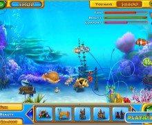 تحميل لعبة السمكة للماك Fishdom