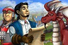 لعبة الساحر الشرير Dragon Crossroads