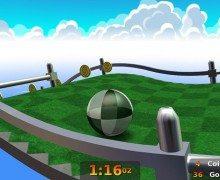 لعبة كرة الفضاء Neverball