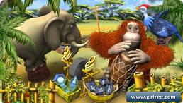 لعبة مزرعة فرنزي Farm Frenzy 3 Madagascar
