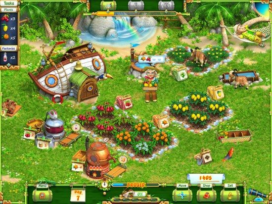 لعبة هابي فارم Hobby Farm