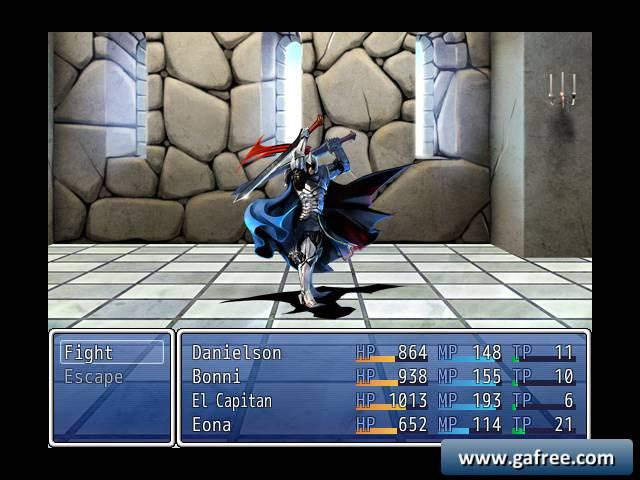 لعبة الحرب القديمة Mega Rankin Quest