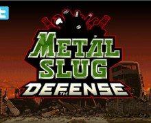 تحميل لعبة ميتال سلوق METAL SLUG DEFENSE