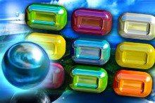 لعبة تفجير المربعات الملونة Arkanoid 4000