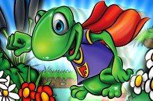 لعبة الحيوانات الاليفة Frogman