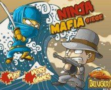 تحميل لعبة النينجا Ninja Mafia Siege