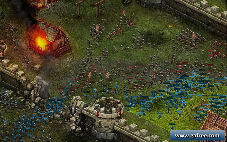 تحميل لعبة حرب المملكة