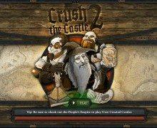 تحميل لعبة حرب القلعة Crush the Castle 2