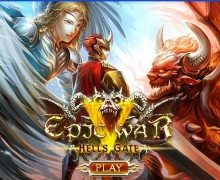 لعبة الحرب الملحمية Epic War 5