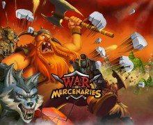 لعبة حرب المرتزقة War Mercenaries